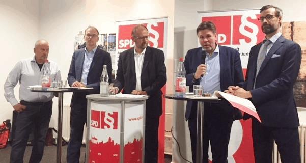 Rechenschaftsbericht der ASJ Berlin 2018 bis 2020 3