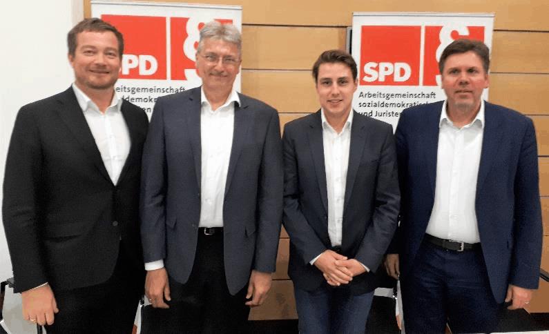 Rechenschaftsbericht der ASJ Berlin 2018 bis 2020 4