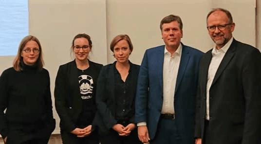 Rechenschaftsbericht der ASJ Berlin 2018 bis 2020 6