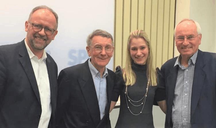 Rechenschaftsbericht der ASJ Berlin 2018 bis 2020 8
