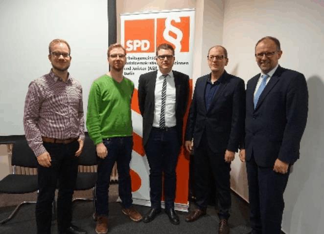 Rechenschaftsbericht der ASJ Berlin 2018 bis 2020 10