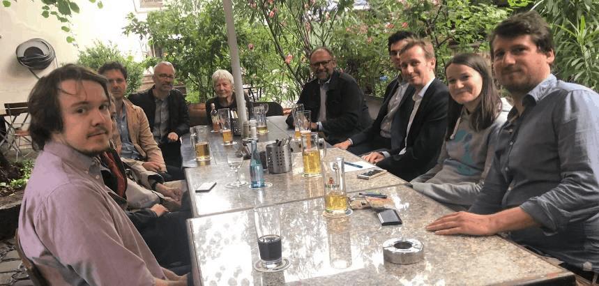 Rechenschaftsbericht der ASJ Berlin 2018 bis 2020 11