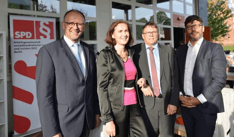 Rechenschaftsbericht der ASJ Berlin 2018 bis 2020 2